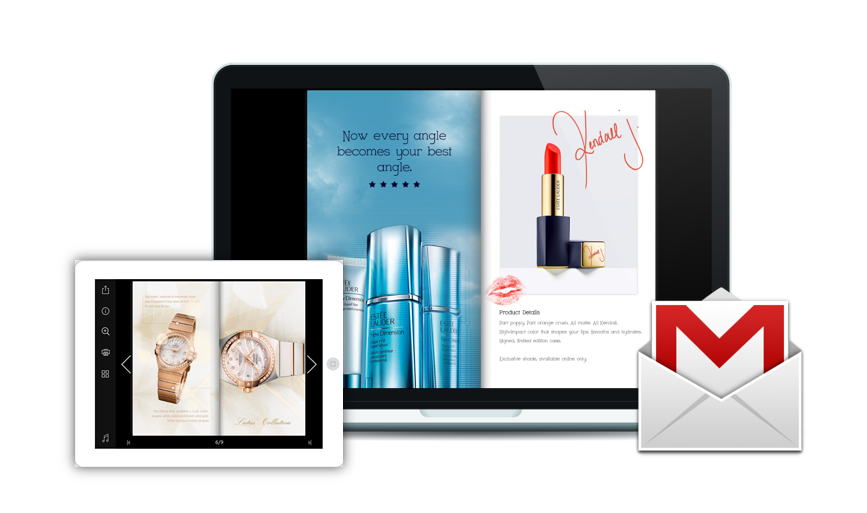 Mobissue Flip Book Maker: Perfect Solution for Products' Online Marketing